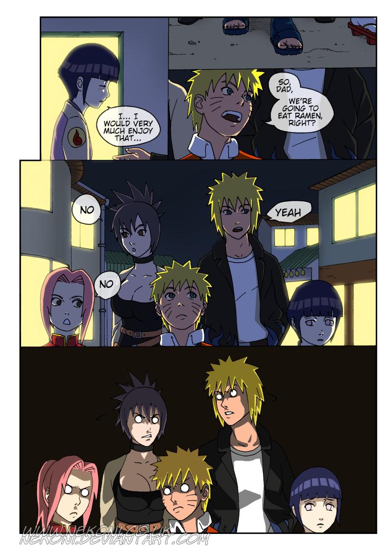 Naruto Tensei -Chap 6 -Page 6 by nekoni