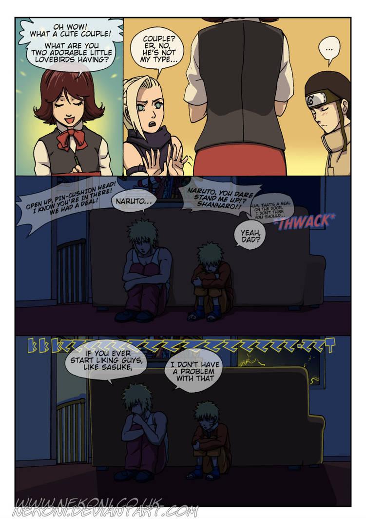 Naruto Tensei -Chap 6 -Page 20 by nekoni on DeviantArt