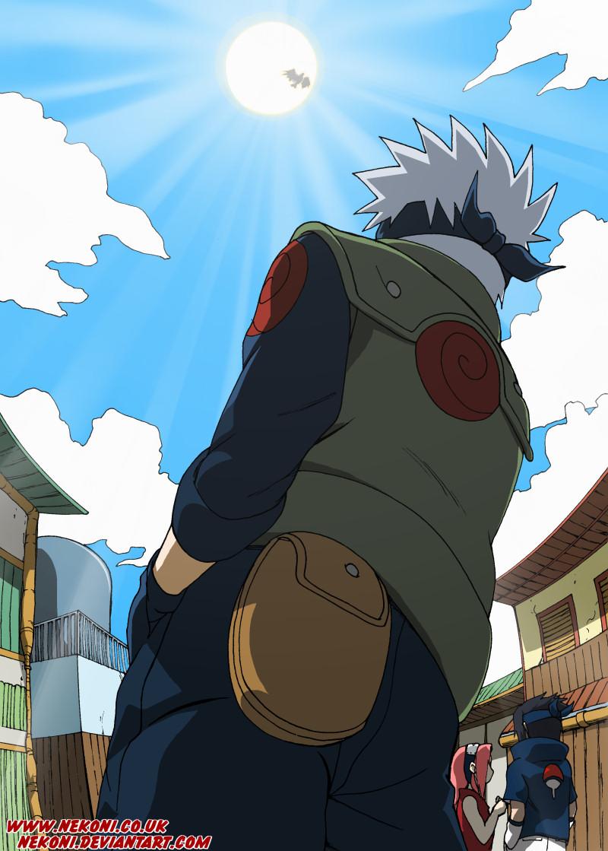 Naruto Tensei -Chap 7 -Cover by nekoni