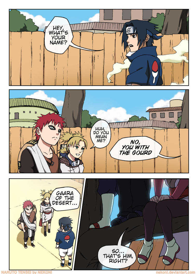 Naruto Tensei -Chap 7 -Page 3 by nekoni