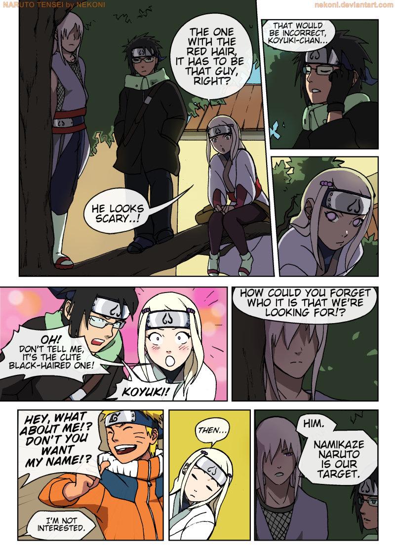Naruto Tensei -Chap 7 -Page 4 by nekoni