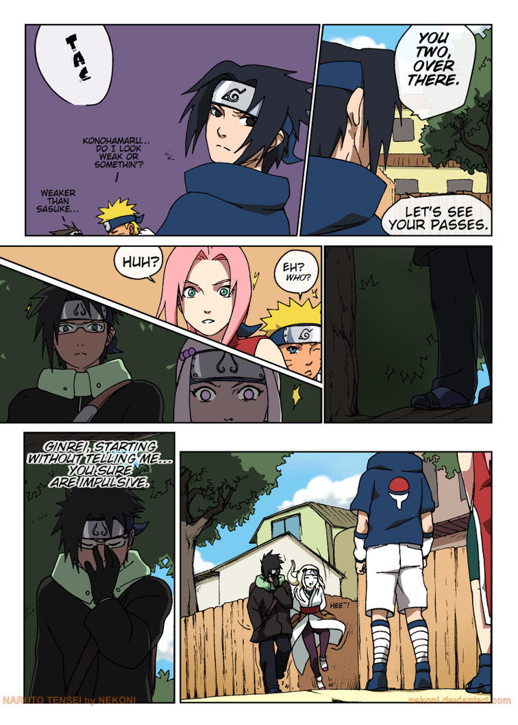 Naruto Tensei -Chap 7 -Page 5 by nekoni