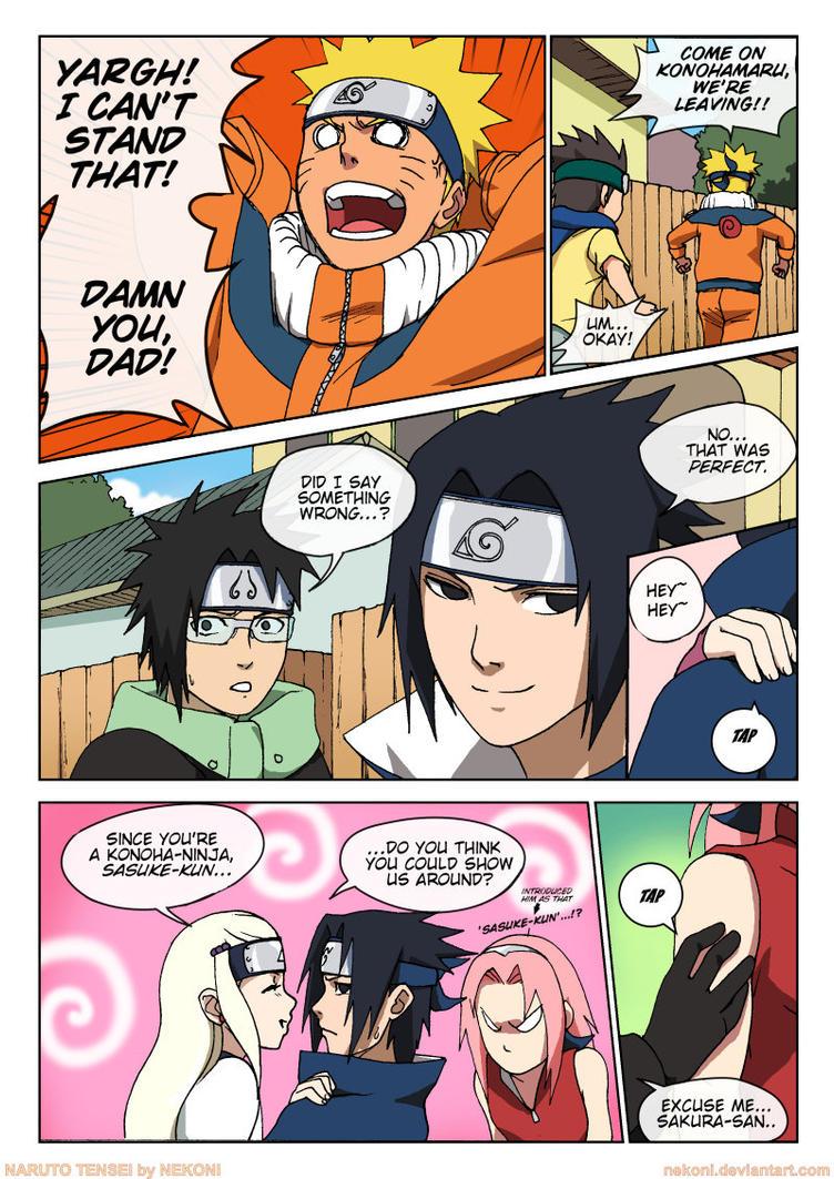 Naruto Tensei -Chap 7 -Page 8 by nekoni