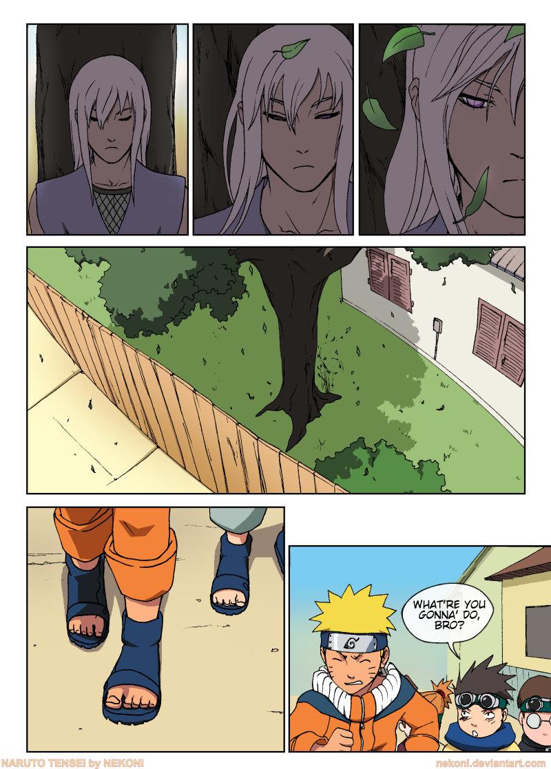 Naruto Tensei -Chap 7 -Page 10 by nekoni