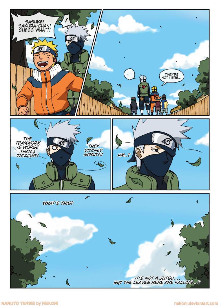 Naruto Tensei -Chap 7 -Page 12 by nekoni