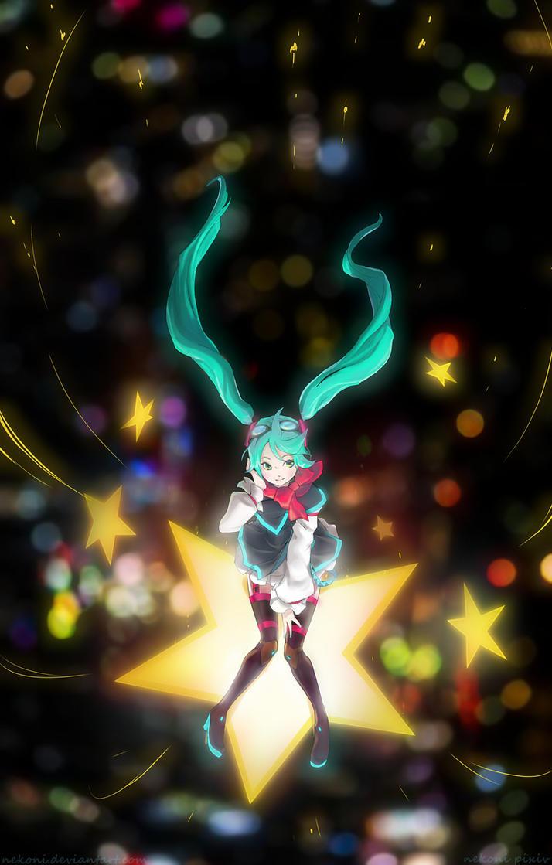 Star Shooter by nekoni