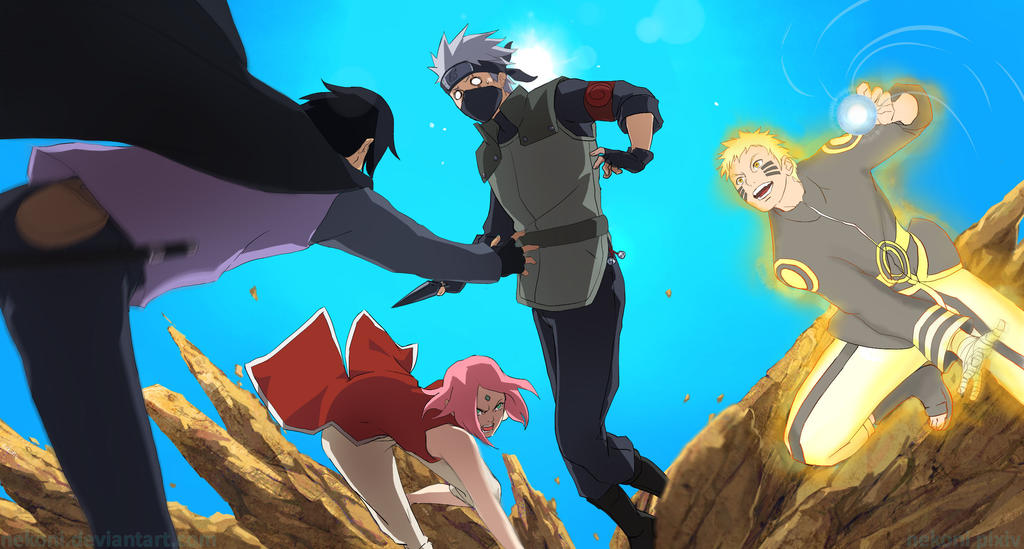 Why is it called a thousand years of death? - Naruto