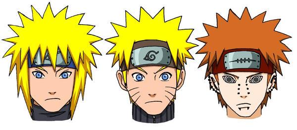 Spoiler: Flash - Naruto - Pein by nekoni