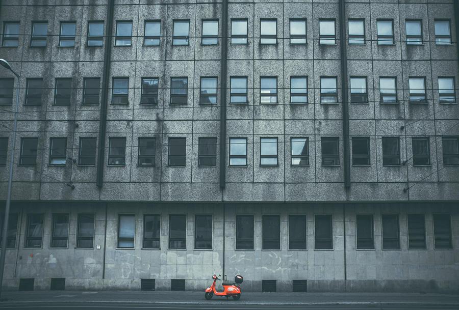 Brutalism by IdaBarracuda
