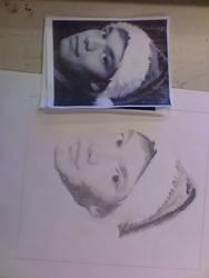 portrait - in progress v.3