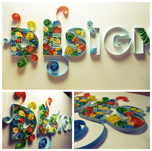 Quilling Design by djeckie