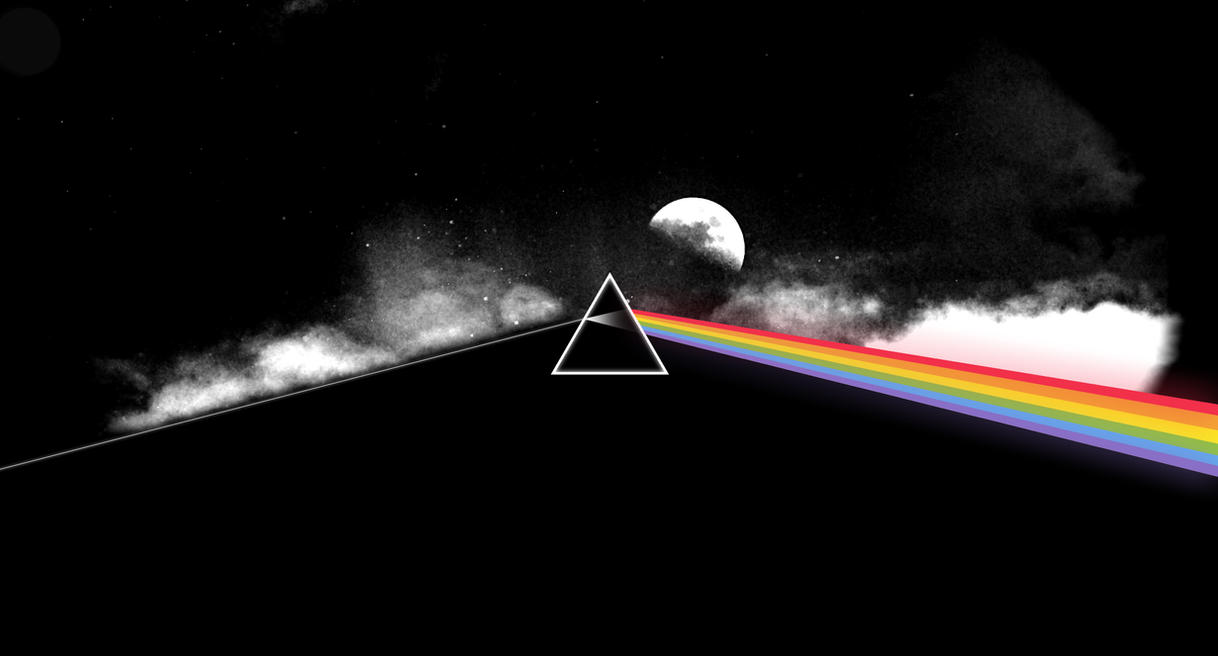 Dark Side Of The Moon by Ovakill117