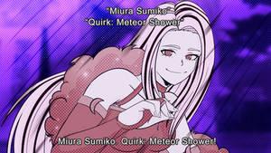 CM   Introducing Miura Sumiko