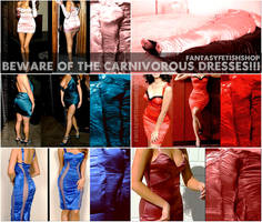 FantasyFetishShop Carnivorous Dresses Vore