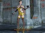 Sexy Gamer Girl Prey 01
