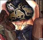Snake Vore - Snake Hat