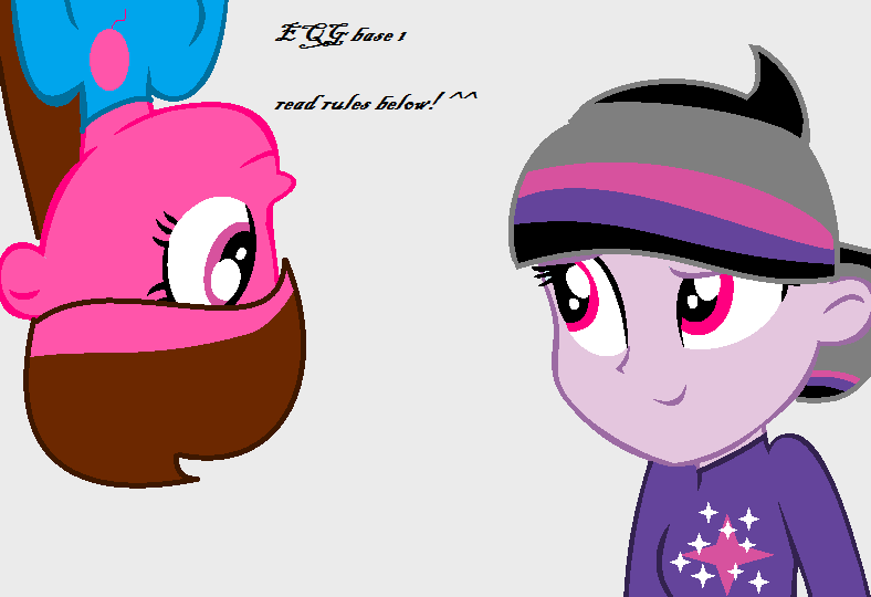 Me And Party Candy My Oc In Mlp Eog By Anahdz03 On Deviantart
