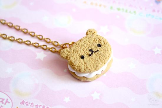 Bear Cookie by kukishop