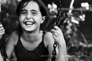 Swings n' Laughter by CameraDude