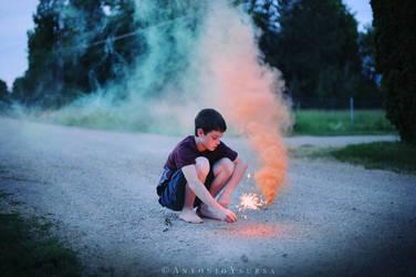 Chasing Summers II by CameraDude