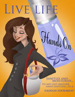 Live Life 'Hands On' by Ayashe