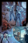 Comic Colors Example