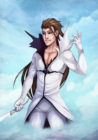 Aizen by Gotetho