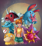 Pokemon Trainer Misty