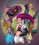 Team Rocket Jessie