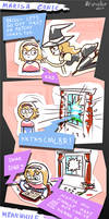 Marisa comic by JonnyThatJonny