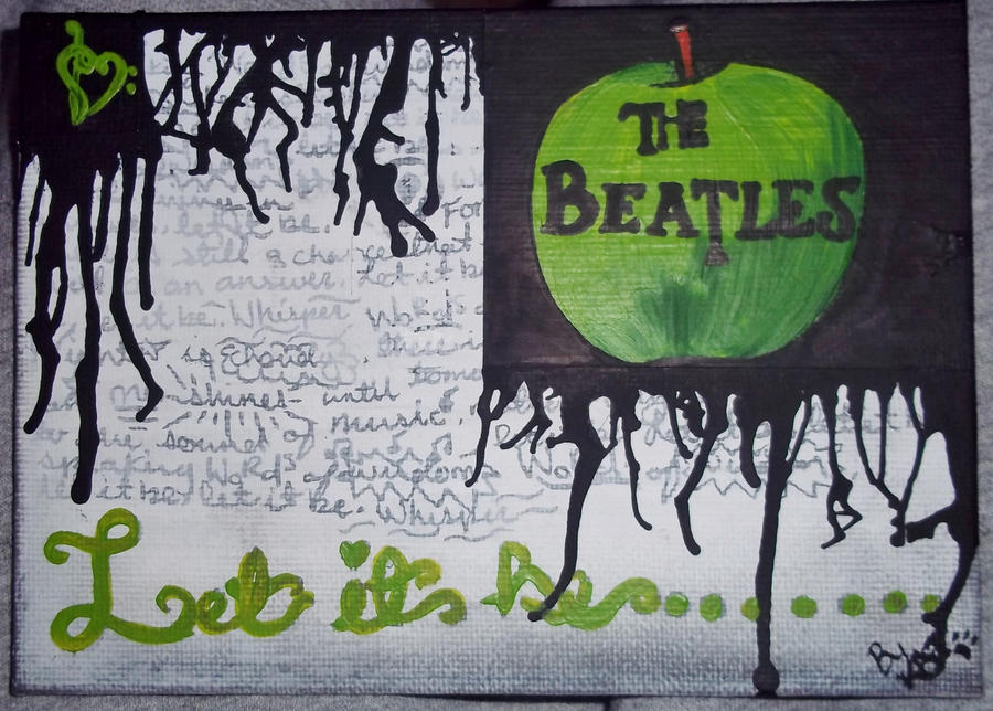 Beatle inspired by IsabellaInk