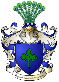 My personal coat of arms