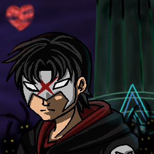 Red X the Nobody by scotty9359