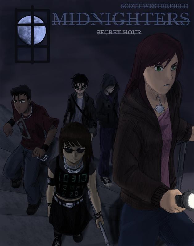 Midnighters: Secret Hour by scotty9359