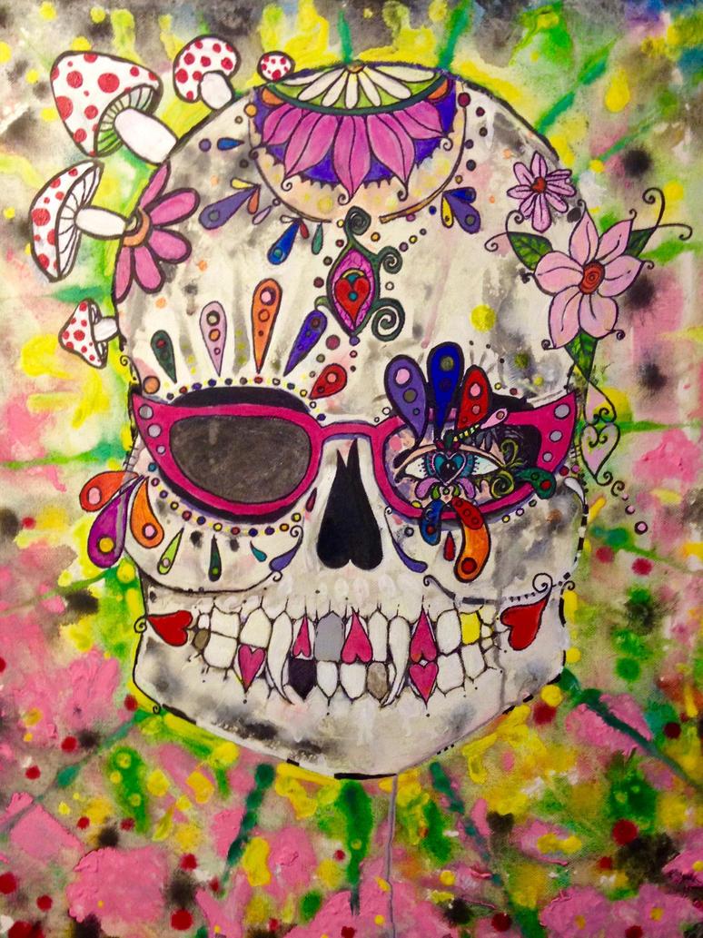 Dead by Tanya-Dawn-Art