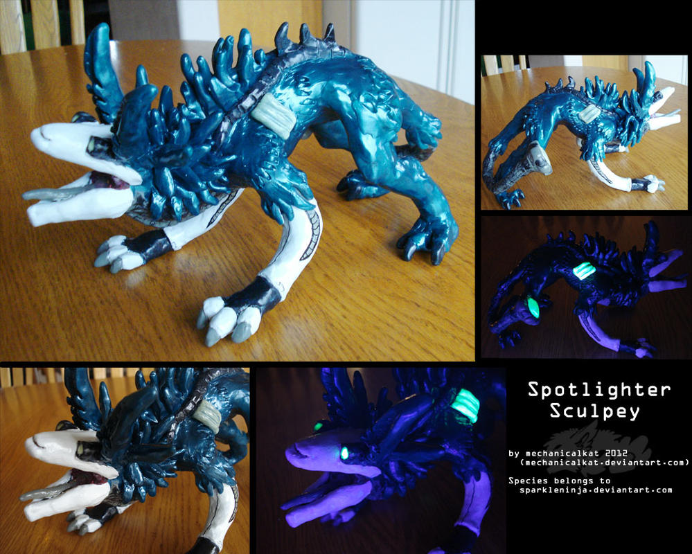 Scupley - Spotlighter by Arborpunk
