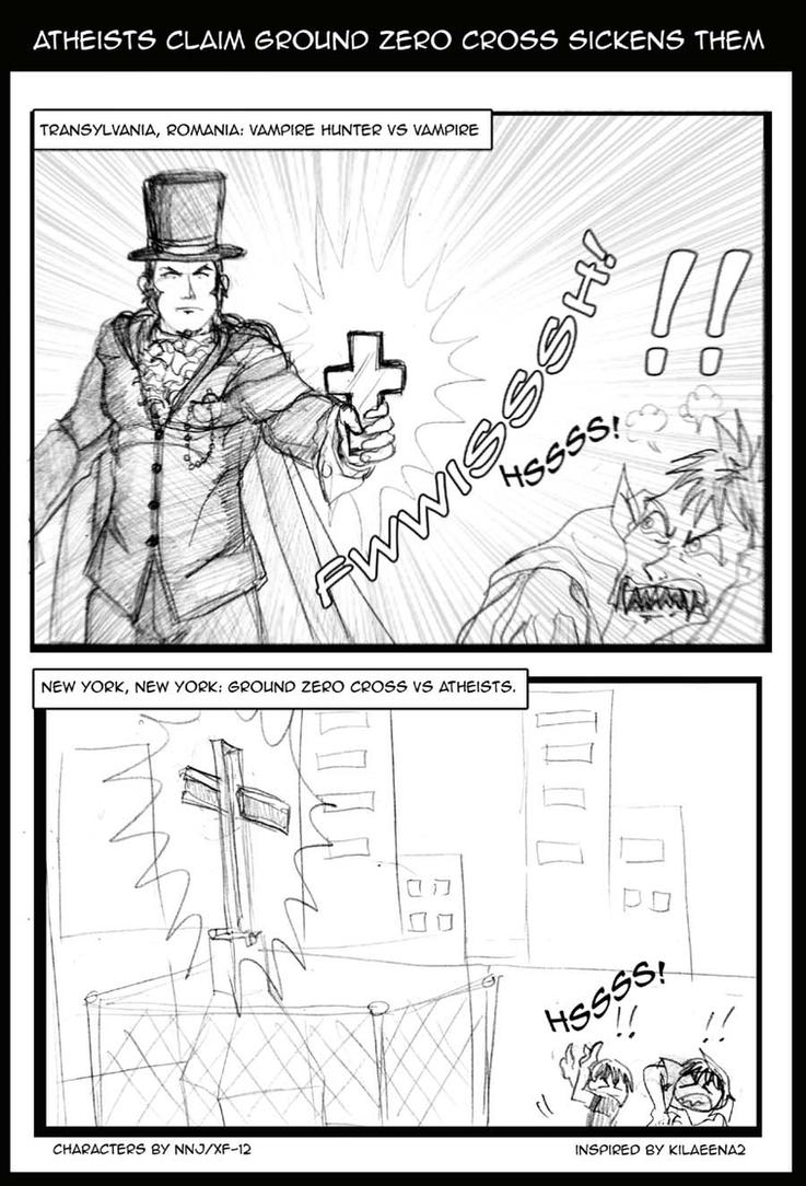 Atheism: The New Vampire by Xiao-Fury