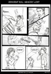 Resident Evil- Memory Lost
