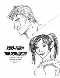 XFD Doujinshi Promo