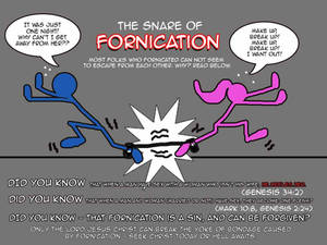 The Snare of Fornication