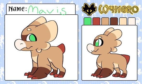 Mavis (UNAPPROVED)