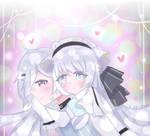 (COMMISH) Sibling love