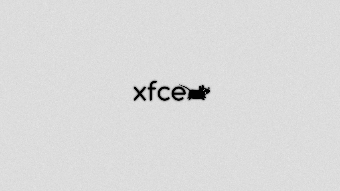 Xfce Wall no.1 by ZachSnyder