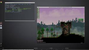 CrunchBang Desktop 10/30/12 by ZachSnyder