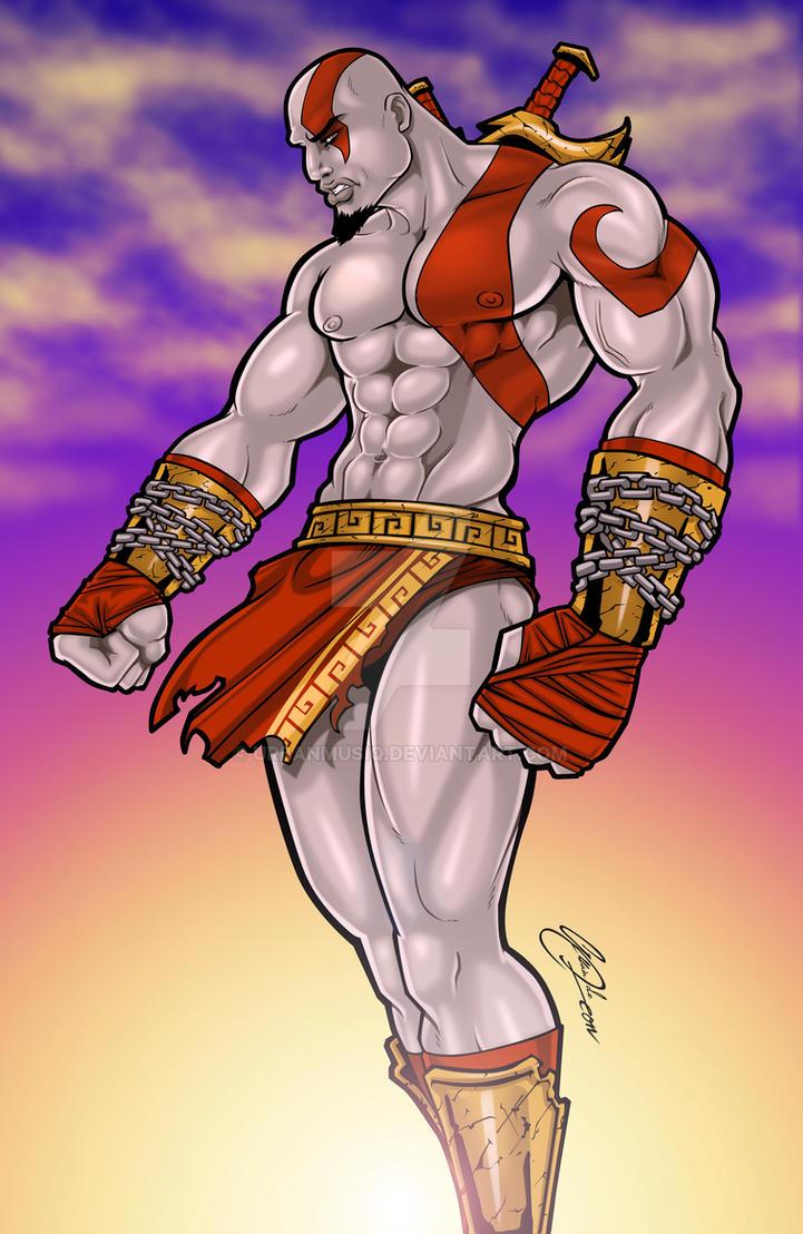 Kratos sexy
