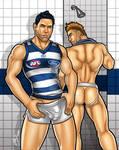 DNA Magazine 'Footy Boys' 2011
