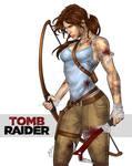 2013 Tomb Raider REBORN