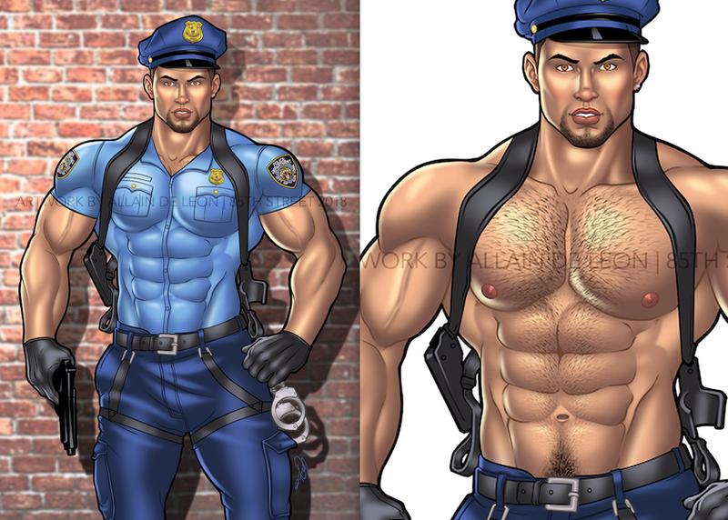 6.1.18 | Mr Officer by urbanmusiq