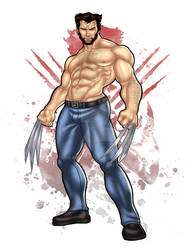 Logan The Wolverine