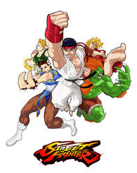 Street Fighter: Revisited